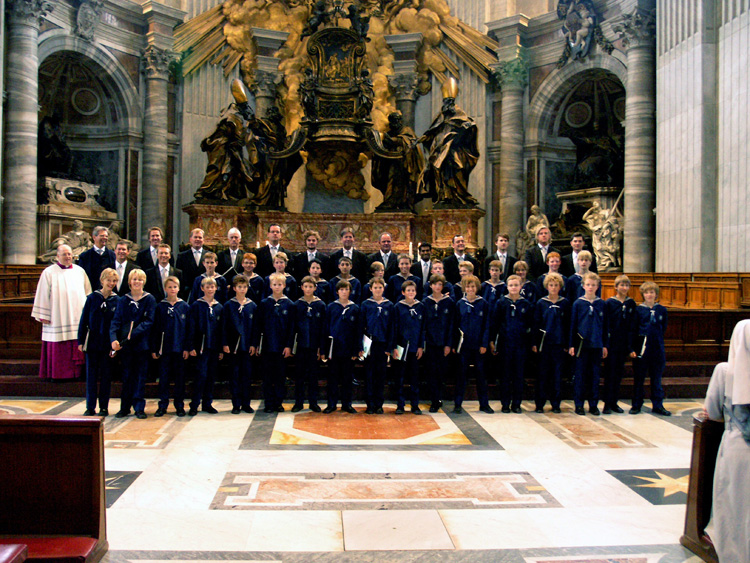 Copenhagen Royal Chapel Choir